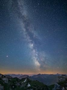 Stars - Tannheimer Tal  (Available for Print)